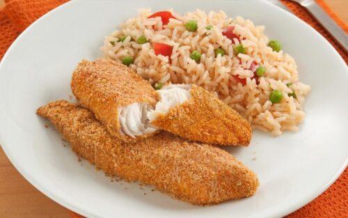 Kit só peixes com 5 pratos variados