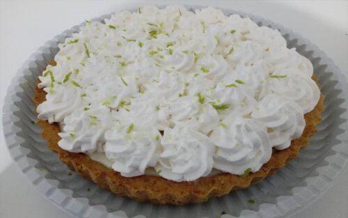 Torta de limão – 1kg