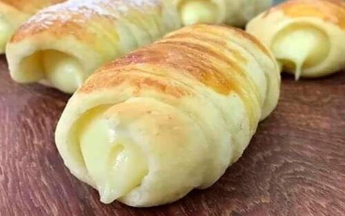Enrolado quatro queijos – 1kg (1 unidade)