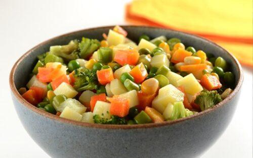 Jardineira de legumes – 320g