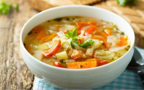 Sopa de legumes – 500g